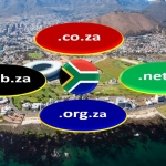 South African Dot Za Country Code Domain Names
