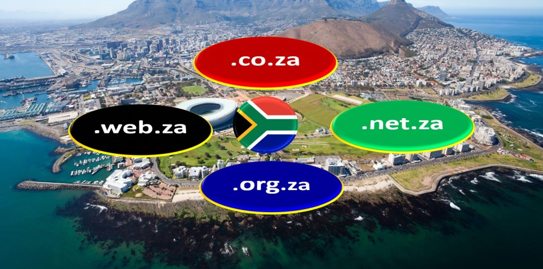 Introducing South African Dot Za Country Code Domain Names
